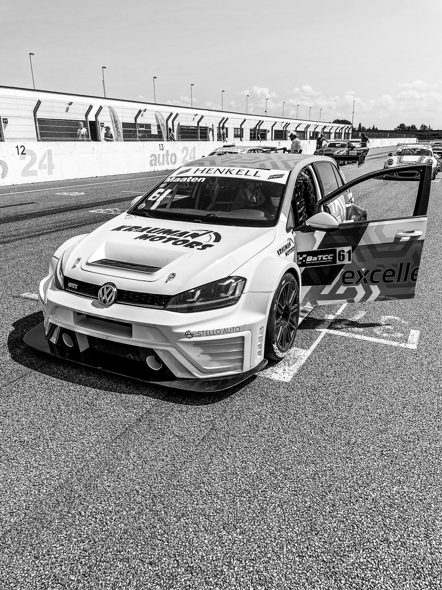 Volkswagen Golf GTI TCR SEQ
