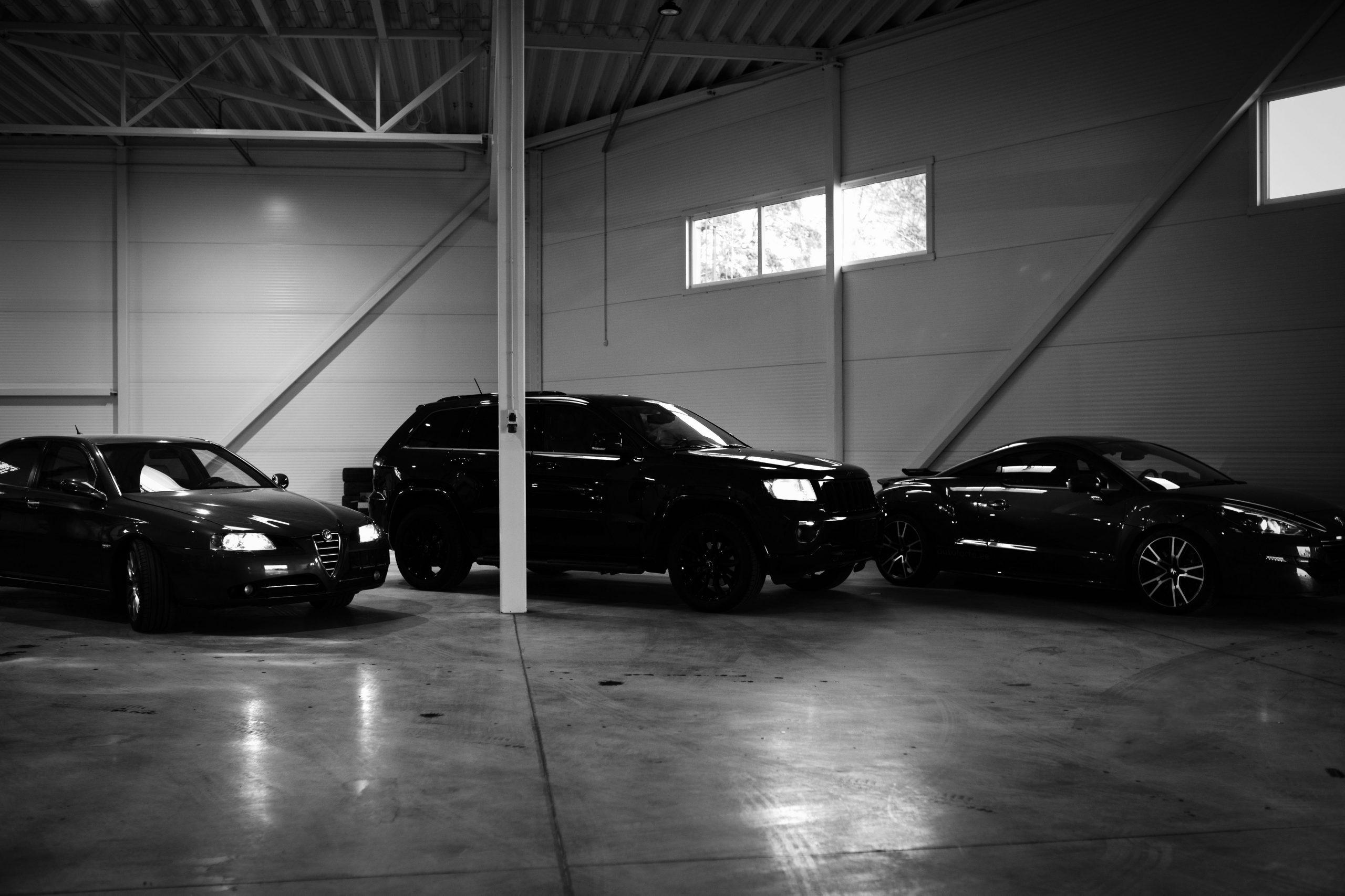 Automüük ja keretööd